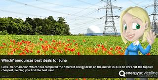 Which? announces best deals for June