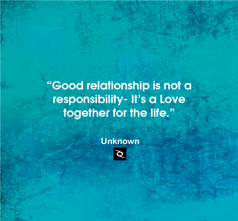 Good Relationship Quotes Classy Quotes On Good Relationship And Love Creative Quotes