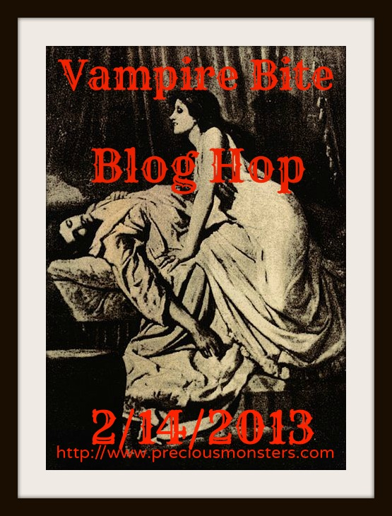Vampire Bite Blog Hop
