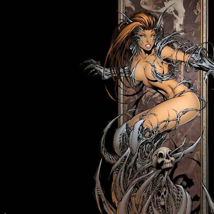 Witchblade comic torrent