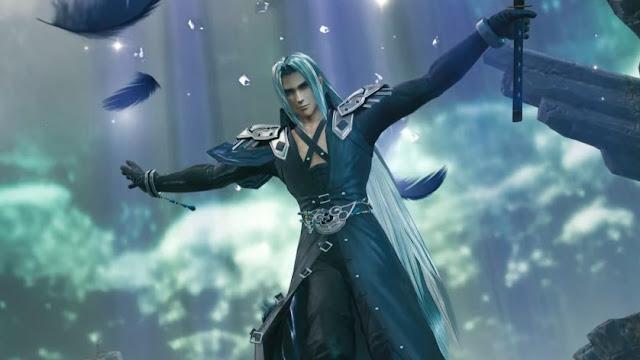 El mítico villano Sephiroth llega a MOBIUS FINAL FANTASY®