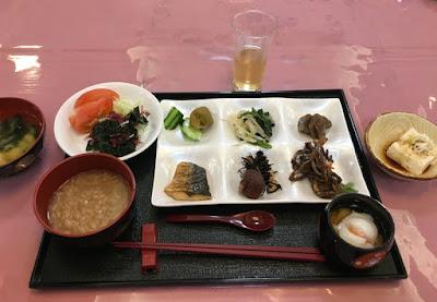 ホテルニュー桂 朝食1