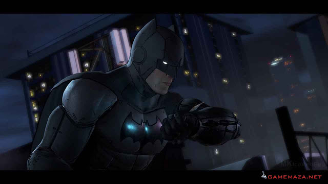 Batman Episode 3 Gameplay Screenshot 1
