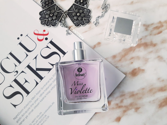 Bee Beauty Miss Violette EDP