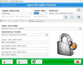 برنامج, مجانى, لحماية, الملفات, وتشفيرها, SSuite ,StrongBox ,Security, اخر, اصدار
