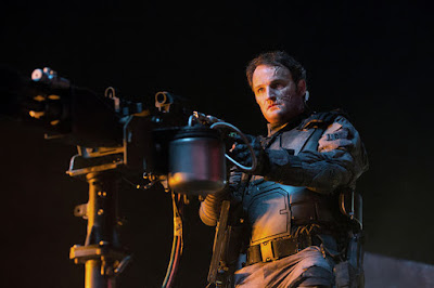 Jason Clarke as John Connor, as Terminator Genisys, Directed by Alan Taylor