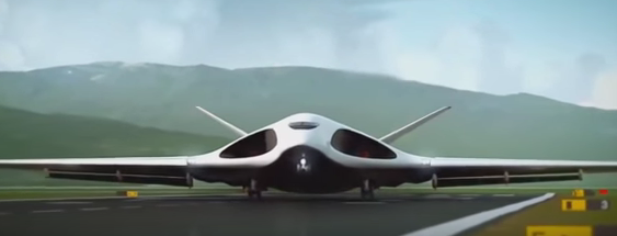 Pesawat Supersonic Rusia PAK-TA