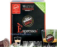 Logo Campioni omaggio caffè Espresso 1882