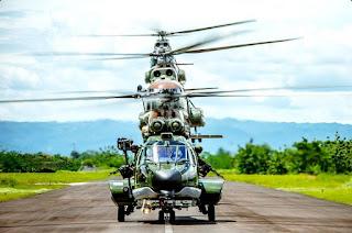 Helikopter TNI AU