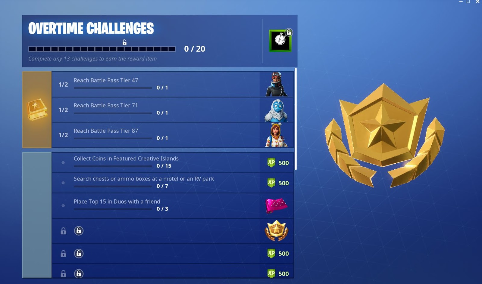 Fortnite Free Season 8 Battle Pass Challenges | Fortnite
