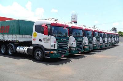 Transportadora Sotran prevê embarques de grãos 18% maiores em 2018