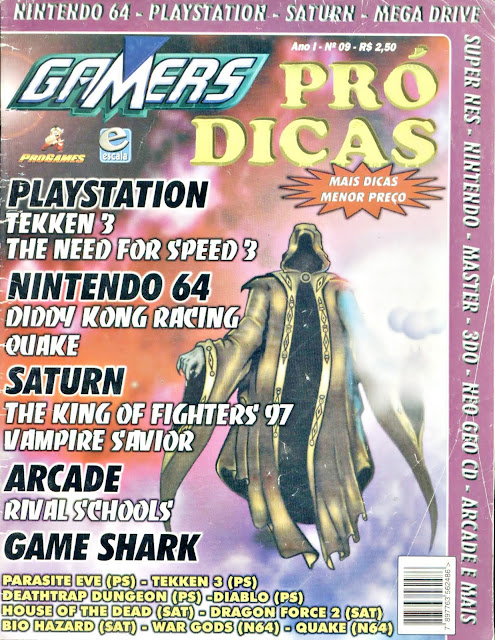 Revista de gAMES Antigas