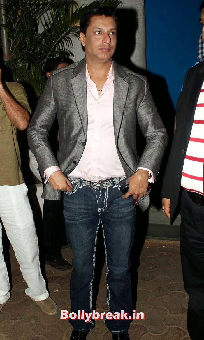 Madhur Bhandarkar, Vikas Bahl's Birthday Bash Photo Gallery