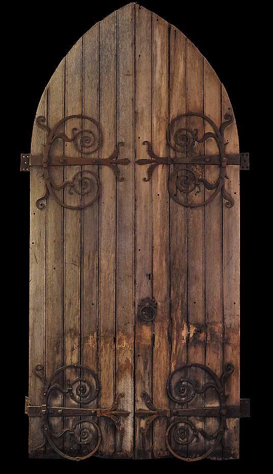 Domythic Bliss Domythic Doors Ornate Hinges