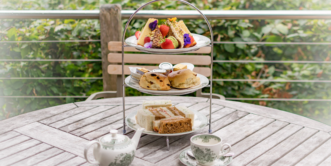 The Savill Garden Afternoon Tea