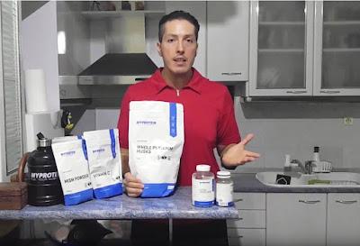 Myprotein Review - Συμπληρώματα Για Υγεία-Αποτοξίνωση-Αντιγύρανση Και Προστασία Των Αρθρώσεων Μας!