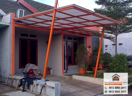 Harga Baja Ringan Daerah Bogor Jasa Bengkel Las Ciseeng Parung 0812 8993 2417