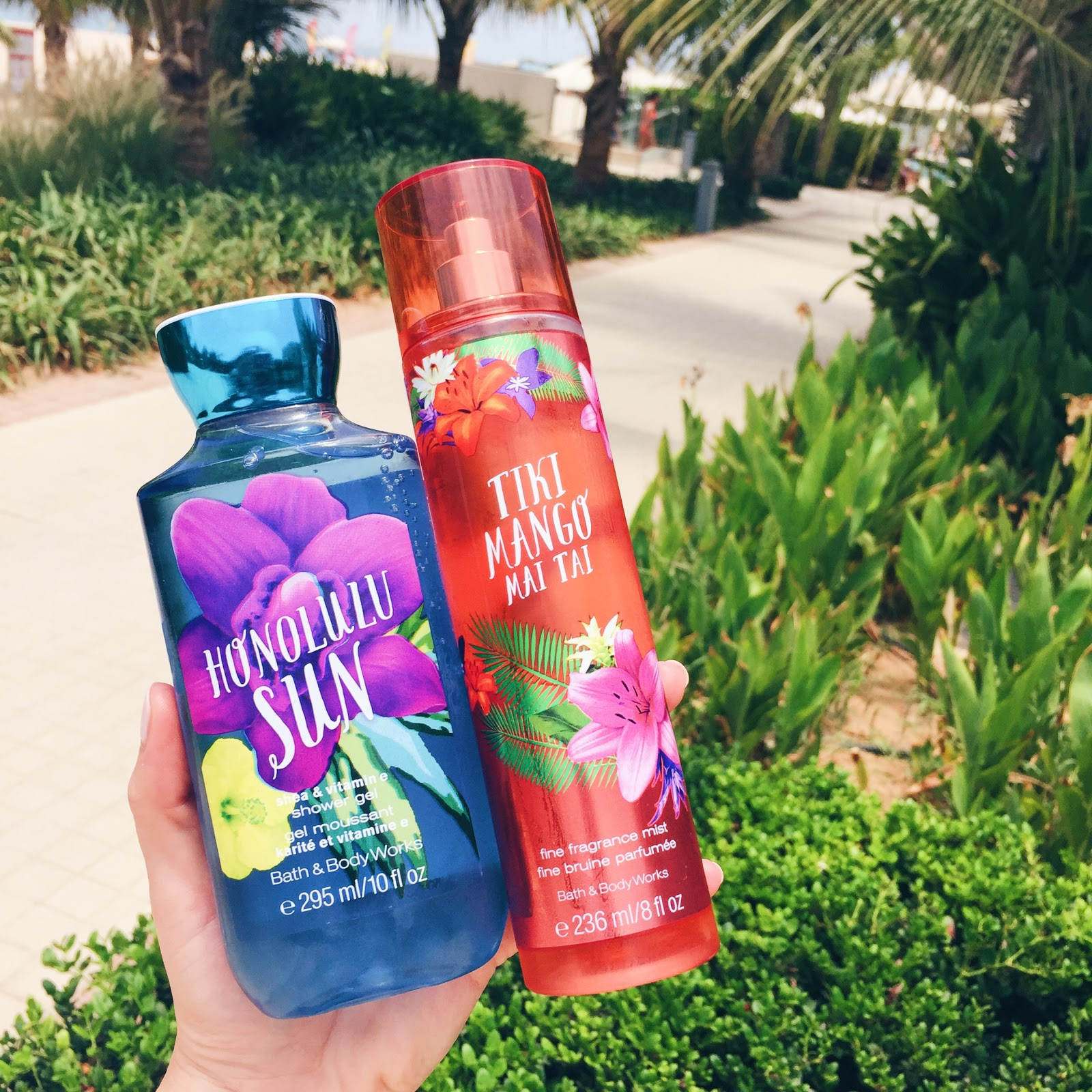 Bath & Body Works Hawaiian Summer Collection, Life in Excess Blog