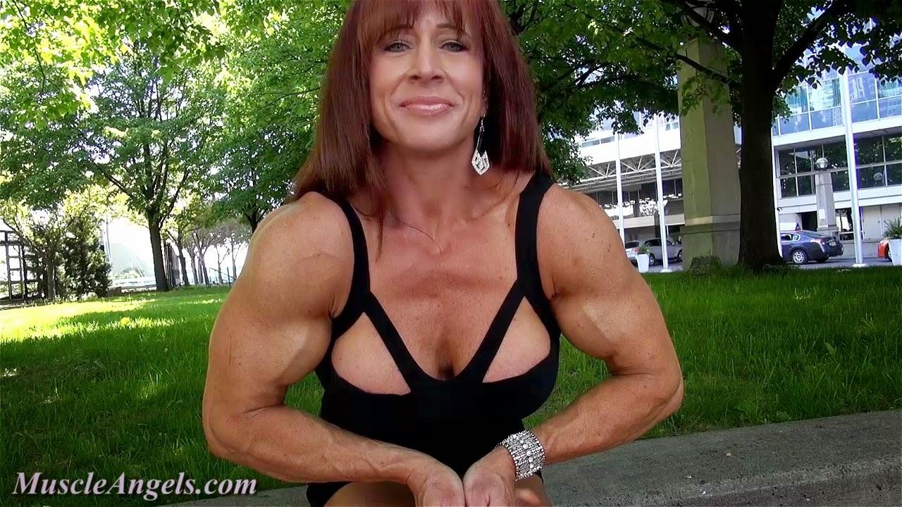 Muscle Mature Women 22