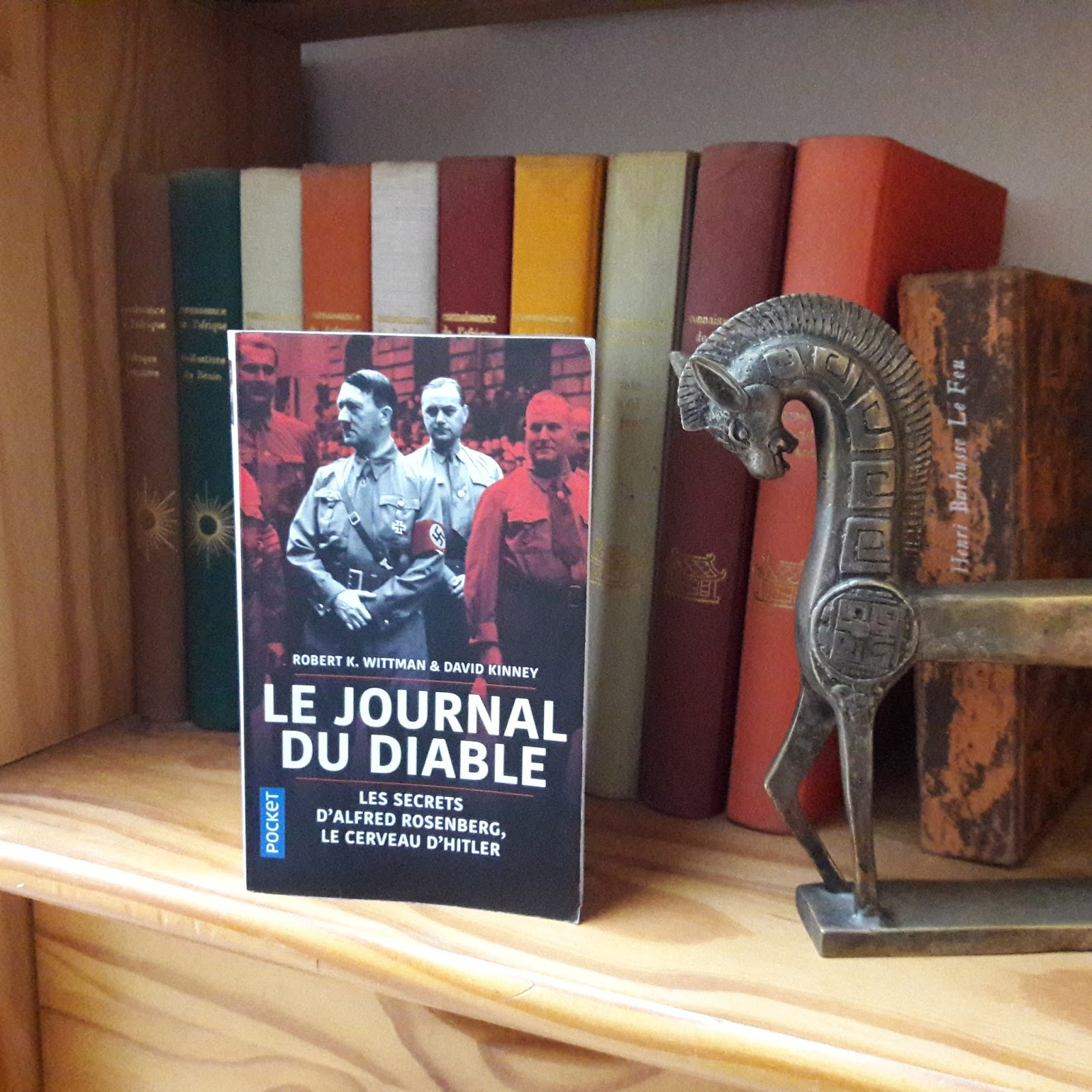 Le journal du diable de Robert K. Wittman et David Kinney