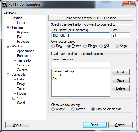 Programming Tutorial: Installing Open-WRT in TP-Link MR3020