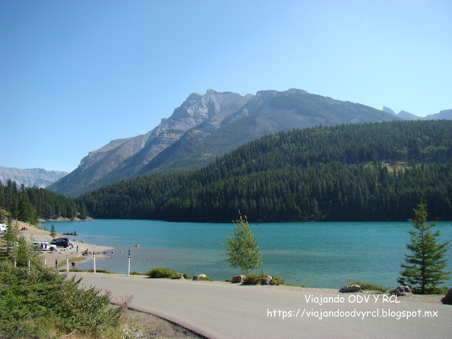 Two Jack Lake. Banff. Montañas Rocosas Canadienses