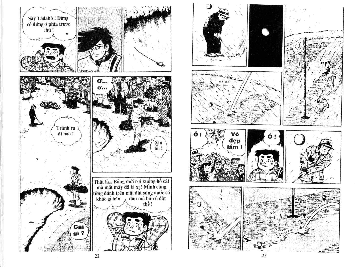 Ashita Tenki ni Naare chapter 10 trang 10