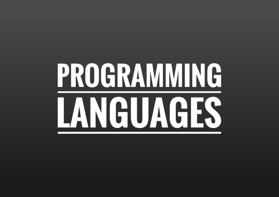 What Is Programming Language