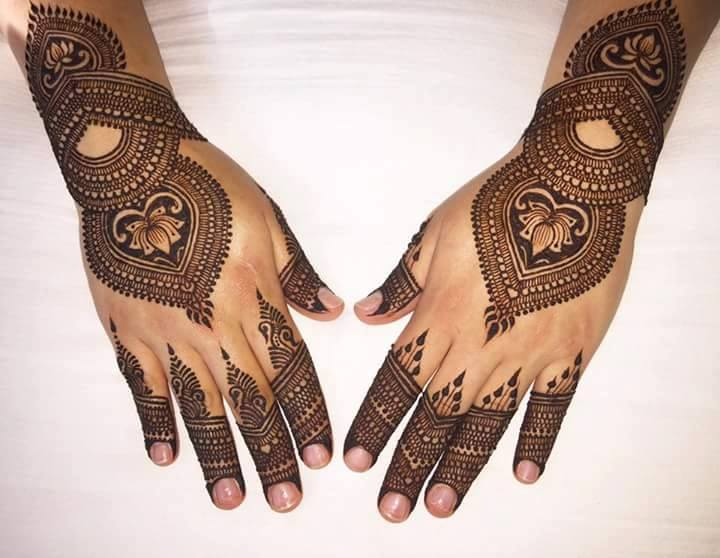 Mehandi Designs Book Pdf