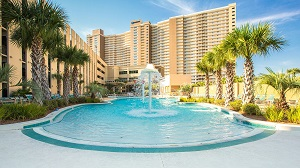 Panama City Beach Condo, Emerald Beach Resort