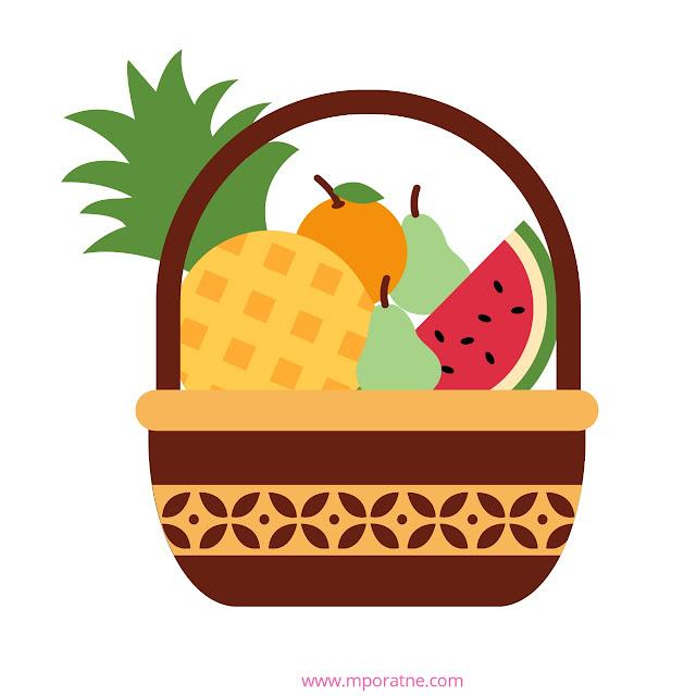 Banyak makan buah saat cuaca panas