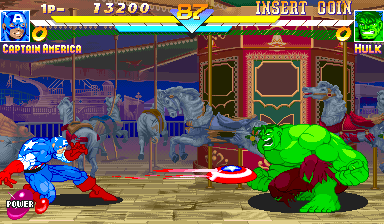 Marvel Super Hero+arcade+game+portable+download free