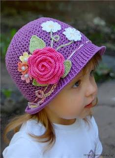 Sombreros Y Gorros Tejidos Para Niño Y Niña