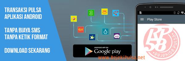 RejekiPulsa.Net Aplikasi Jual Pulsa Terbaik Terpercaya Termurah