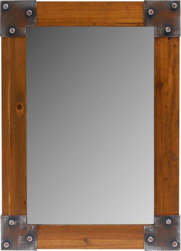 bathroom mirror, decoration, apartment, home, house, leather interior, leather sofa, coffee table, modern style, wooden, metal, industrial style