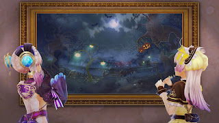 The Alchemists and the Mysterious Paintings Wallpaper