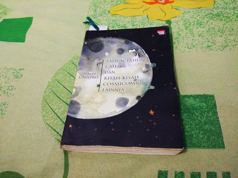 Tahun-tahun Cahaya dan Kisah-kisah Cosmicomic Lainnya