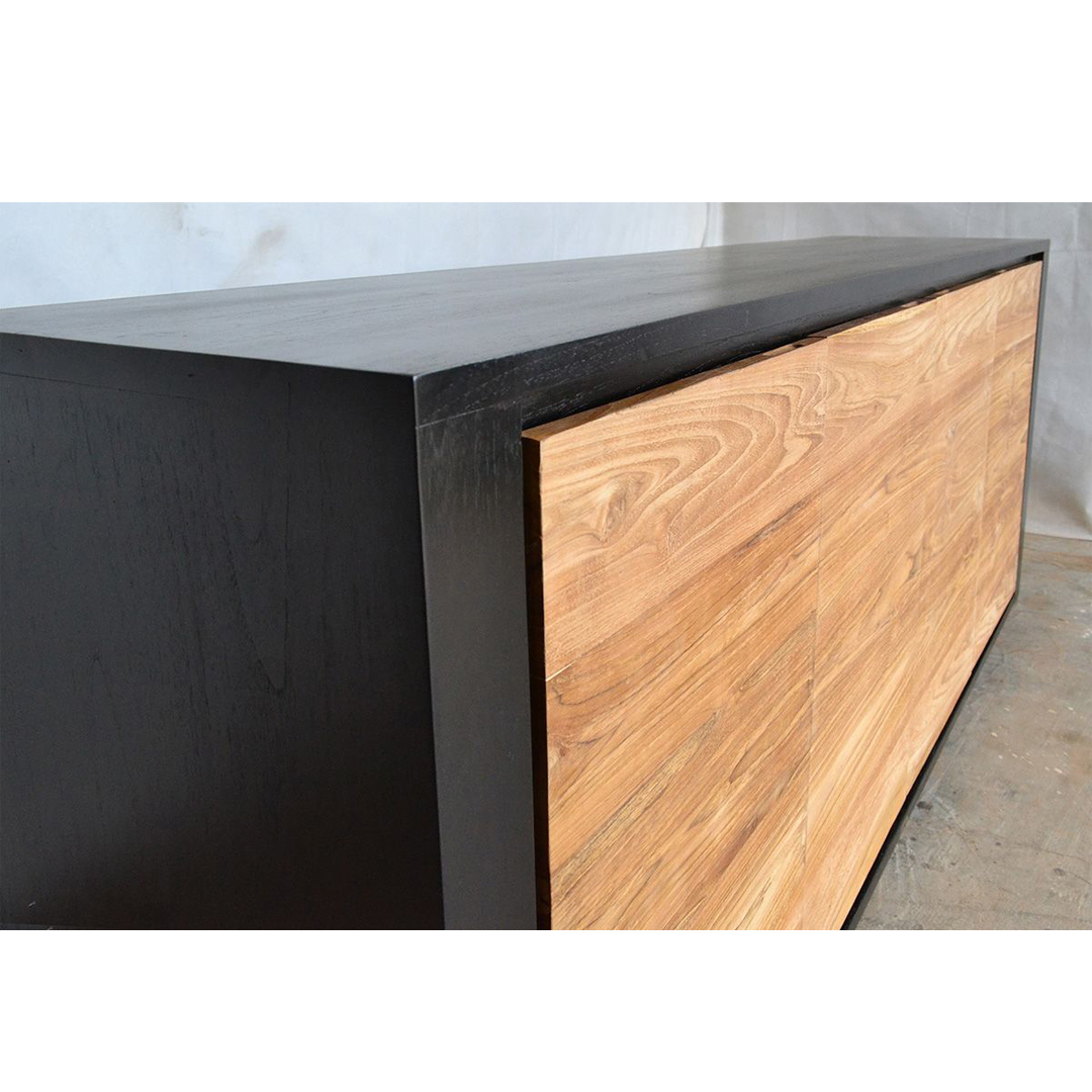 Meja Tv Jati Solid - Harga Meja Tv - Furniture Jepara