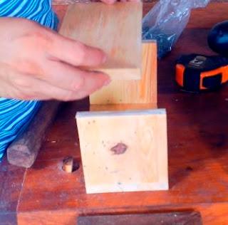Armar marco de caja