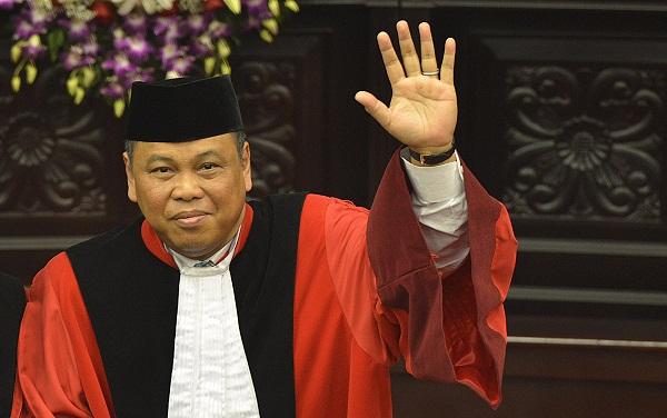 Dewan Etik Mahkamah Konstitusi Akan Periksa Arief Hidayat