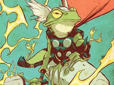 siapa thor adalah, kekuatan thor marvel comics adalah