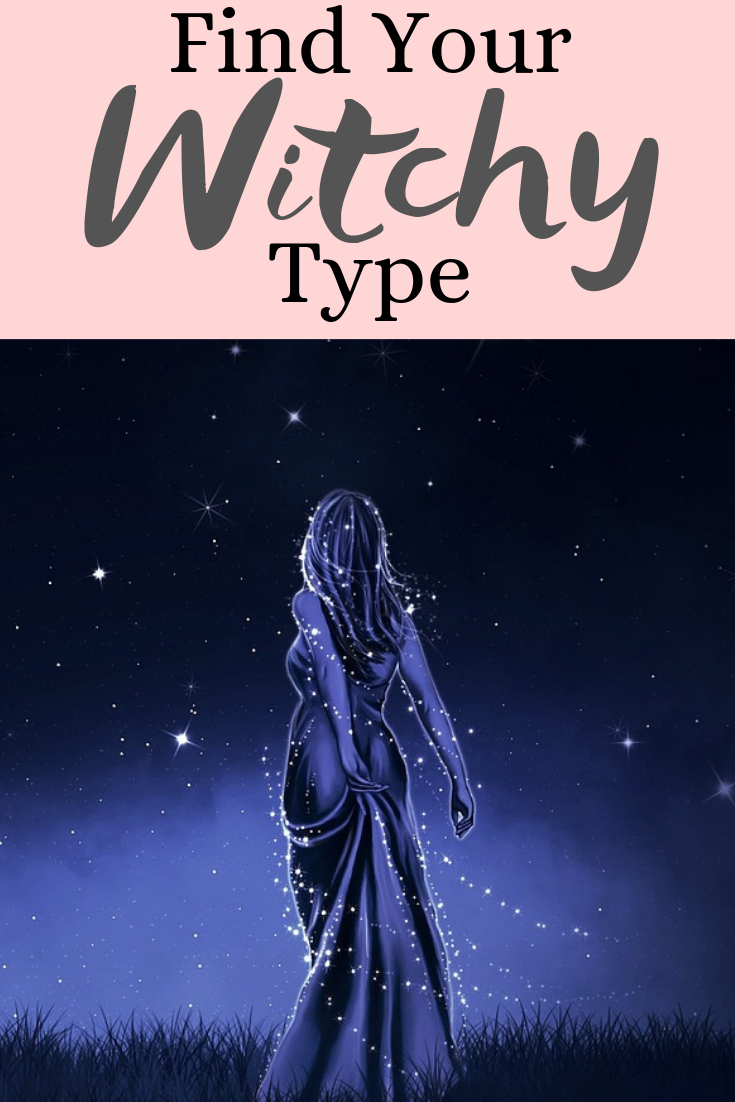 What type of Witch are You? - Ohm Terra