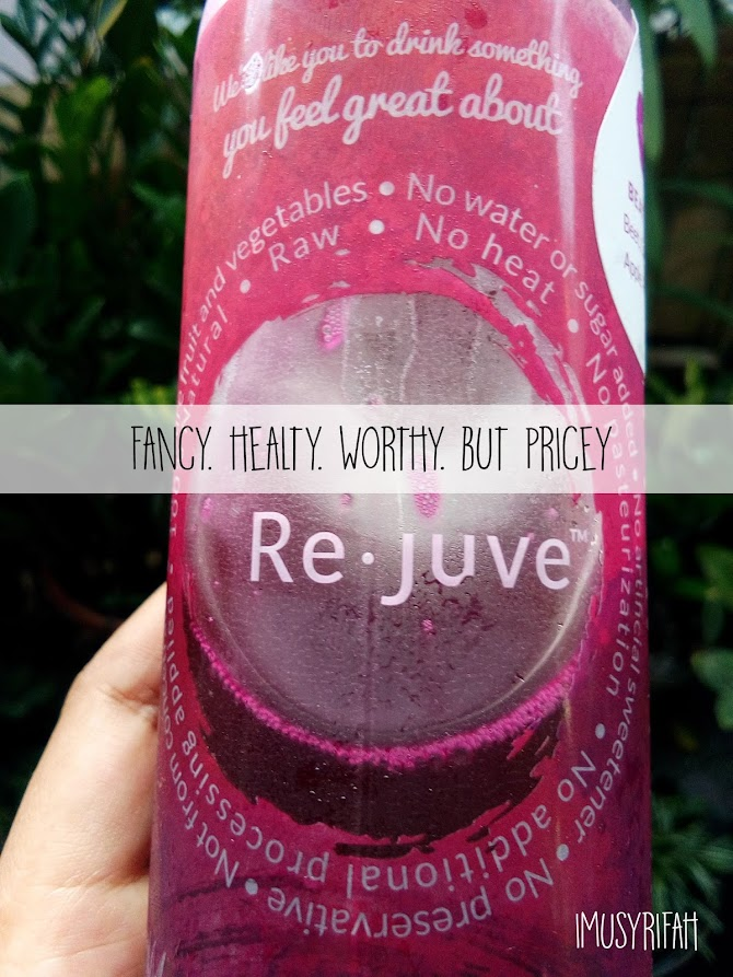 Re-juve : Si Fancy yang Bikin Healthy