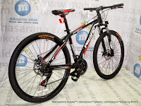 Sepeda Gunung Pacific Invert LX 21 Speed 27.5 Inci