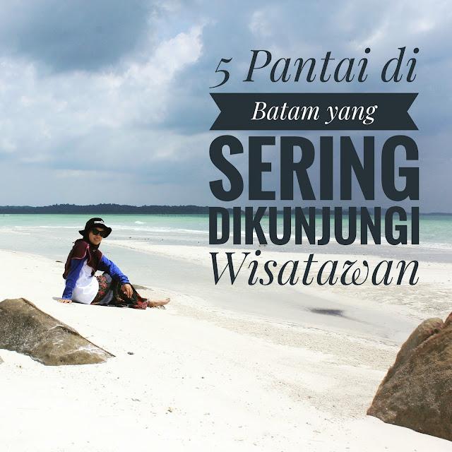 5 pantai di Batam