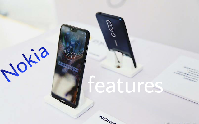 Top 5 features of the Nokia 5.1 Plus.