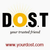 SEEK HELP FROM - YOUR D.O.S.T