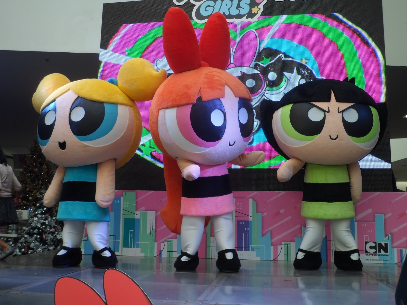 Powerpuff Girls Is Back And Ready To Save The World Get Beauteous