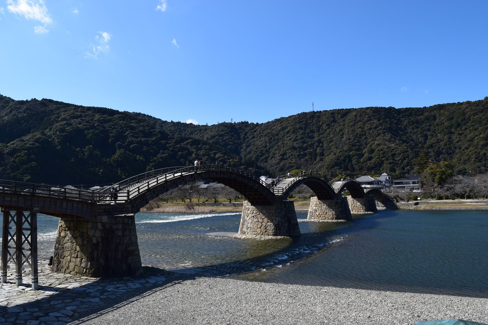 Kintaikyo bridge