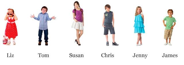 Resultado de imagen de what are they wearing